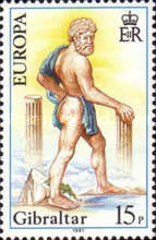 [EUROPA Stamps - Folklore, type KJ]
