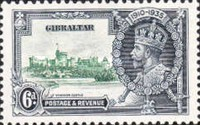 [The 25th Anniversary of King George V Regency, type N2]