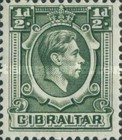 [King George VI, type P]