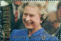 [The 40th Anniversary of the Crowning of Queen Elizabeth, type ST]