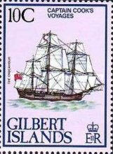 [The 200th Anniversary of Captain Cook's Voyages, 1768-79, Typ BF]