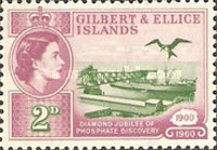 [The 60th Anniversary of Phosphate Discovery at Ocean Islands - Inscribed