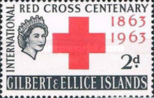 [The 100th Anniversary of Red Cross, type AQ]
