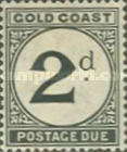 [Numeral Stamps - Coated Paper, type B]