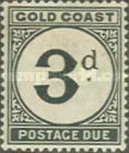 [Numeral Stamps - Coated Paper, type B1]