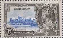 [The 25th Anniversary of the Reign of King George V, type O]