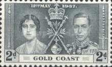 [Coronation of King George VI and Queen Elizabeth, type P1]