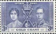 [Coronation of King George VI and Queen Elizabeth, type P2]