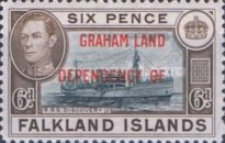 [Falkland Islands Postage Stamps Overprinted