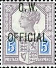 [Postage Stamp Overprinted