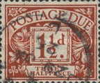 [Numeral Stamps - New Watermark, Typ A10]