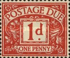 [Numeral Stamps - New Watermark, Typ A24]