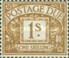 [Numeral Stamps - New Watermark, Typ A55]