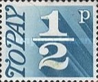 [Numeral Stamps, Typ D]
