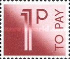 [Numeral Stamps - New Design, Typ F]