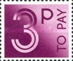 [Numeral Stamps - New Design, Typ F2]