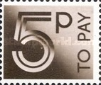 [Numeral Stamps - New Design, Typ F4]