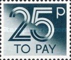 [Numeral Stamps - New Design, Typ F7]