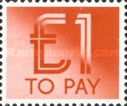 [Numeral Stamps - New Design, Typ F9]