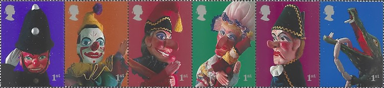 [Puppets - Punch and Judy, Typ ]