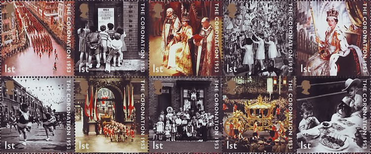 [The 50th Anniversary of The Coronation, Typ ]