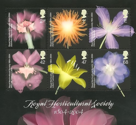[The 200th Anniversary of the Royal Horticultural Society, Typ ]
