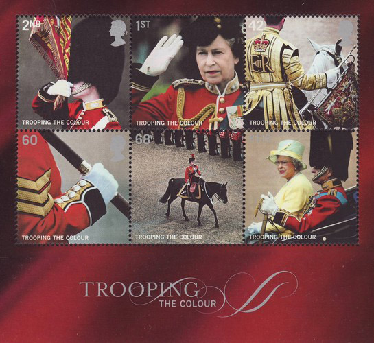 [Trooping the Colour, Typ ]