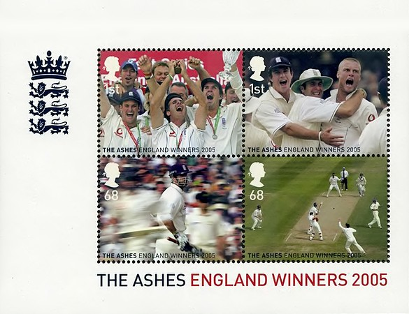 [The Ashes - England Winners, Typ ]