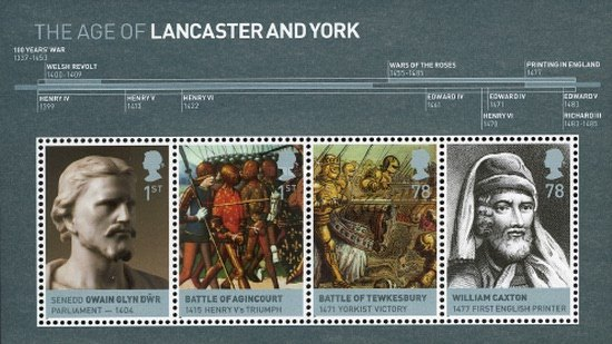 [The Age of Lancaster & York, Typ ]