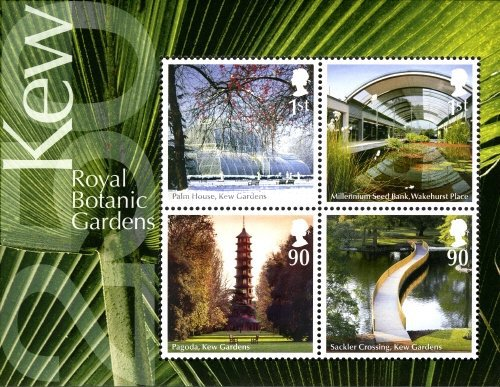 [The 250th Anniversary of the Royal Botanic Gardens, Typ ]
