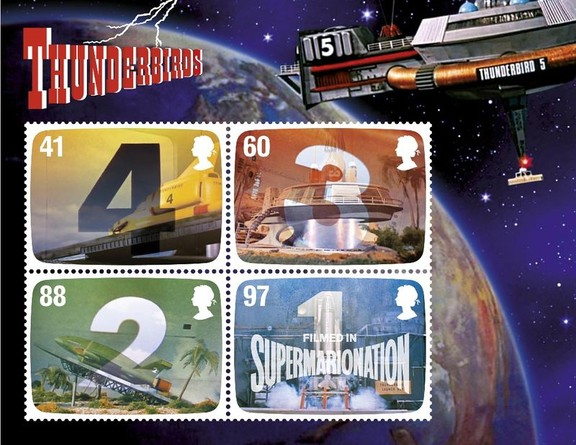 [The Genius of Gerry Anderson, Typ ]