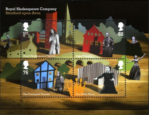 [The 50th Anniversary of the Royal Shakespeare Company, Typ ]