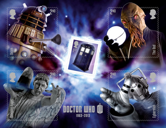 [Classic TV - The 50th Anniversary of Doctor Who, Typ ]
