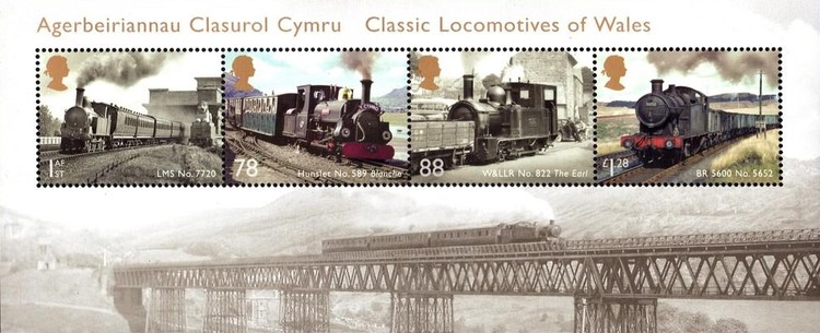 [Classic Locomotives of Wales, Typ ]