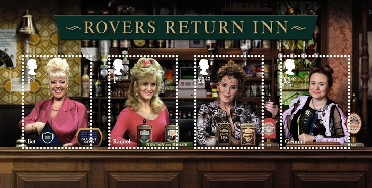 [TV Shows - The 60th Anniversary of Coronation Street, type ]