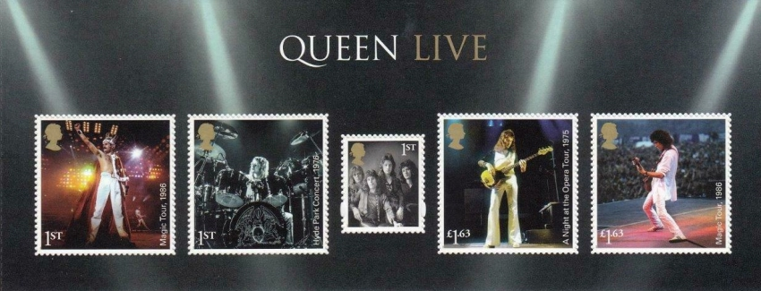 [Queen - Band Members Performing Onstage, type ]