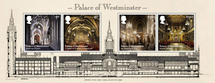 [The Palace of Westminster, type ]