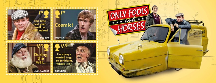 [Only Fools and Horses, type ]