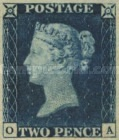 [Queen Victoria, 1819-1901, Typ A3]