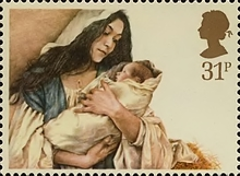 [Christmas Stamps, Typ AAB]
