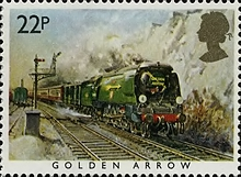 [The 150th Anniversary of the Great Western Railway, Typ AAE]
