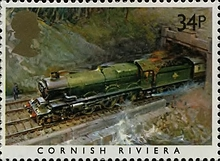 [The 150th Anniversary of the Great Western Railway, Typ AAH]