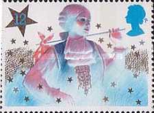 [Christmas Stamps, Typ ABI]