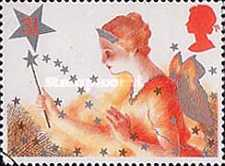 [Christmas Stamps, Typ ABL]