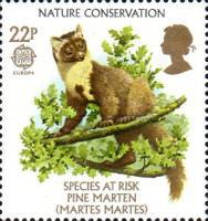 [EUROPA Stamps - Nature Conservation, Typ ABY]