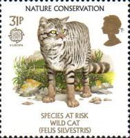 [EUROPA Stamps - Nature Conservation, Typ ABZ]