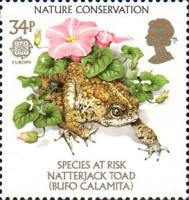 [EUROPA Stamps - Nature Conservation, Typ ACA]