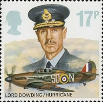 [The 50th Anniversary of the Royal Air Force, Typ ACM]
