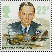[The 50th Anniversary of the Royal Air Force, Typ ACN]
