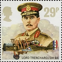 [The 50th Anniversary of the Royal Air Force, Typ ACO]
